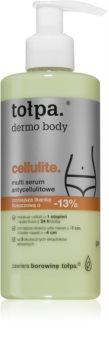Tołpa Dermo Body Cellulite karcsúsító és feszesítő szérum a narancsbőr ellen