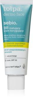 Tołpa Dermo Face Sebio BB cream opacizzante
