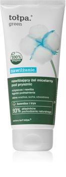 Tołpa Green Cotton micelární sprchový gel s hydratačním účinkem