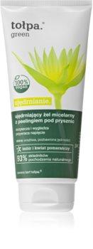 Tołpa Green Firming tělový sprchový peeling se zpevňujícím účinkem