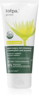 Tołpa Green Firming tusfürdő peeling feszesítő hatással