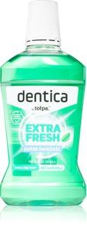Tołpa Dentica Extra Fresh apă de gură pentru o respirație proaspătă de lungă durată