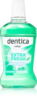 Tołpa Dentica Extra Fresh вода за уста за дълготраен свеж дъх