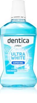 Tołpa Dentica Ultra White bleichendes Mundwasser