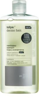 Tołpa Dermo Hair hydratační šampon pro podrážděnou pokožku hlavy