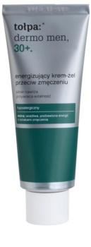 Tołpa Dermo Men 30+ gel-crème énergisant pour peaux fatiguées