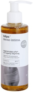 Tołpa Dermo Intima regenerierendes Gel für die intime Hygiene