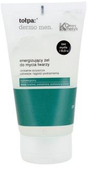 Tołpa Dermo Men gel limpiador suave para pieles cansadas