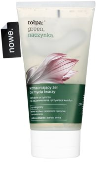 Tołpa Green Capillary gel za čišćenje i učvršćivanje za osjetljivu i crvenu kožu lica
