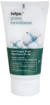 Tołpa Green Moisturizing успокояващ крем за ръце с хидратиращ ефект