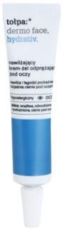 Tołpa Dermo Face Hydrativ creme de olhos gelatinoso contra olheiras