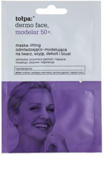 Tołpa Dermo Face Modelar 50+ лифтинг маска  за лице, врат и деколкте
