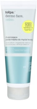 Tołpa Dermo Face Sebio Exfoliating Masque with Skin Smoothing and Pore Minimizing Effect