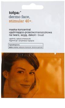 Tołpa Dermo Face Stimular 40+ máscara reforçadora para flacidez da pele