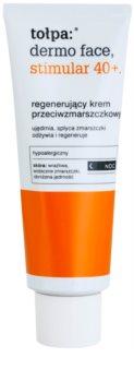Tołpa Dermo Face Stimular 40+ creme de noite regenerador  antirrugas