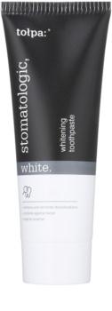 Tołpa Stomatologic White Zahnpasta mit bleichender Wirkung