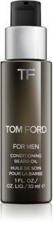 Tom Ford For Men  óleo de barba com aroma de madeira