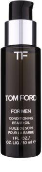 Tom Ford For Men olej na wąsy o zapachu kwiatu pomarańczy