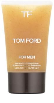 Tom Ford For Men energizující pleťový peeling