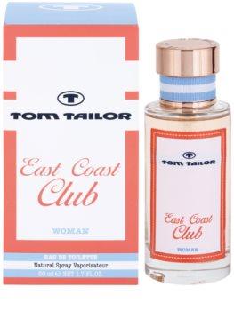 Tom Tailor East Coast Club Eau de Toilette hölgyeknek