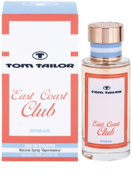 Tom Tailor East Coast Club eau de toilette para mujer