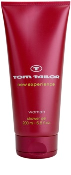 Tom Tailor New Experience Woman gel de ducha para mujer 200 ml