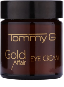 Tommy G Gold Affair creme de olhos iluminador  para rejuvenescimento da pele