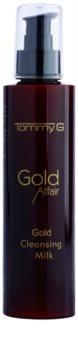 Tommy G Gold Affair leite de limpeza para pele sensível