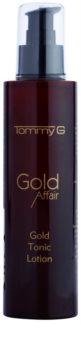 Tommy G Gold Affair tónico para pele sensível