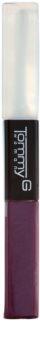 Tommy G Lips Dual No Transfer Lipstick gloss bifásico para lábios