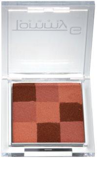 Tommy G Face Make-Up polvos compactos con efecto bronceado