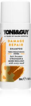 TONI&GUY Damage Repair szampon do włosów zniszczonych