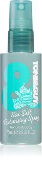 TONI&GUY Casual spray de définition au sel marin
