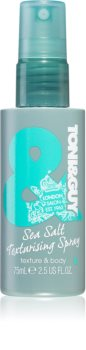 TONI&GUY Casual spray styling com sal marinho