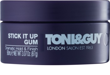 TONI&GUY Creative gel fijador extra fuerte  para cabello