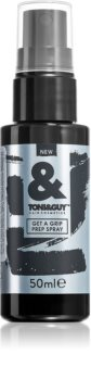 TONI&GUY Get a Grip prep spray avant le styling