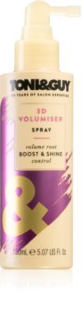 TONI&GUY Glamour Hair Spray for Volume and Shine