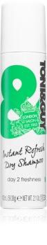 TONI&GUY Instant Refresh suchý šampon