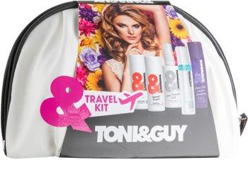 TONI&GUY Cleanse kit voyage I. pour femme