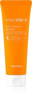 TONYMOLY Vital Vita 12 čisticí gel s vitamíny