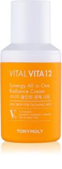 TONYMOLY Vital Vita 12 Synergy víceúčelový krém s vitamíny
