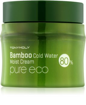 TONYMOLY Bamboo Pure Eco hidratáló krém hűsítő hatással