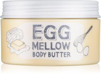 Too Cool For School Egg Mellow Body Butter intenzivně hydratační tělové máslo