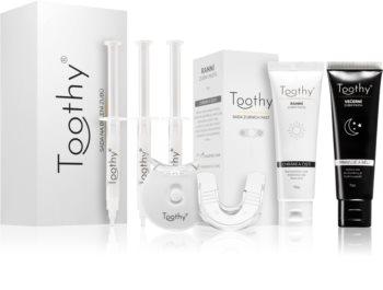 Toothy® Launcher Set sada pro bělení zubů