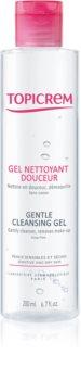 Topicrem UH BODY Gentle Cleansing Gel jemný mycí gel na obličej, tělo a vlasy