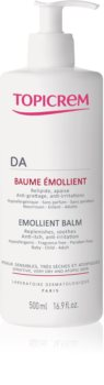 Topicrem AD Emollient Balm Nourishing Body Balm For Very Dry Sensitive And Atopic Skin