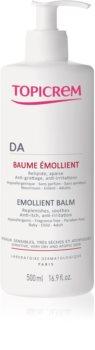 Topicrem AD Emollient Balm pflegender Bodybalsam für sehr trockene, empfindliche und atopische Haut