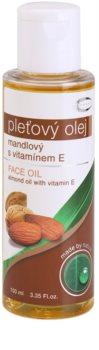Topvet Face Care mandlový olej s vitamínem E