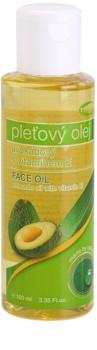 Topvet Face Care óleo de abacate com vitamina E