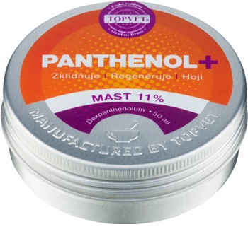 Topvet Panthenol + beruhigende Hautsalbe